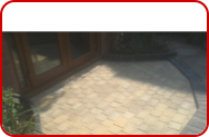 Stone and Block Paved Patios Coventry | Bawden Builders